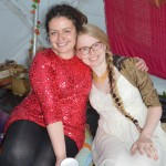 Aoife and Anija